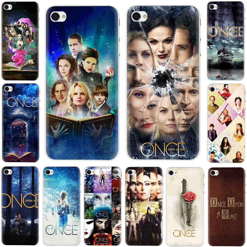 Once Upon A Time Hard phone Cover case for iPhone 5 5S SE 2020 6 ...