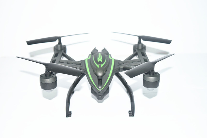 F18539 Original JXD 510W RC Quadcopter Drone 2 4G 4CH 6 Axis Gyro Wifi FPV Helicopter