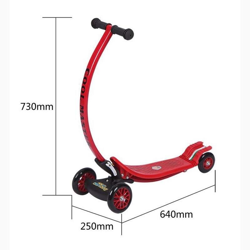 BULEX Enfants Scooter - 5