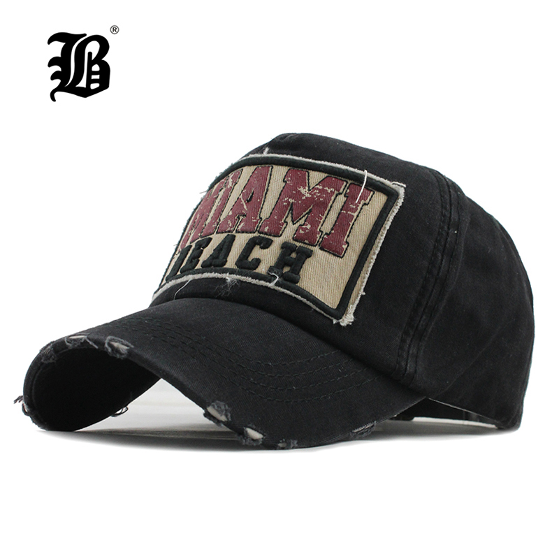 [FLB] 2019 New Cotton Baseball Cap Men'S Snapback Hats Spring Summer Hat For Men Women Caps Hat High quality Embroidery Cap F199