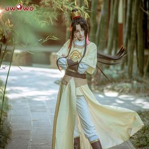 Image 2 - Неполноценный UWOWO Цзинь Лин МО дао цу Ши, аниме, карнавальный костюм магистра дьявольского культа, аниме, карнавальный костюм