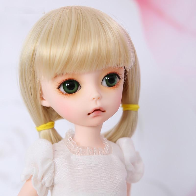 Imda2.6 Babette 1/6 BJD SD Doll Body Girls Boys Resin
