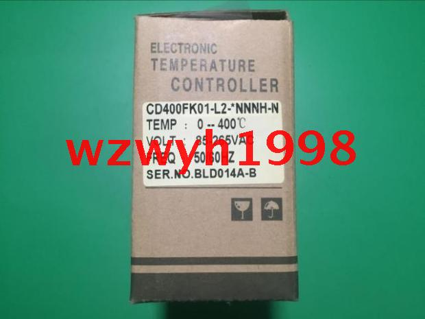 Genuine high - precision temperature controller SKG TREX - CD400 thermostat CD400 CD400fk01-l2-*nnnh-n genuine skg aluminum smart table trex ch412a aluminum temperature control device trexch412a