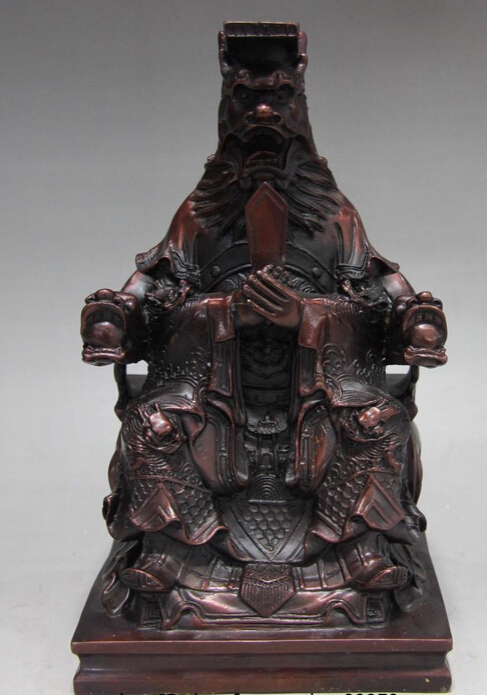 xd 001466 Myth Red Bronze Copper Seat Dragon King Lord God of Rain Longwang Buddha Statuexd 001466 Myth Red Bronze Copper Seat Dragon King Lord God of Rain Longwang Buddha Statue