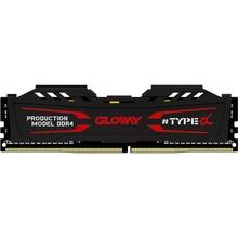 Gloway suporte de garantia da vida do desktop, 8gb ddr4 1.35v 3000mhz PC4 24000 para o suporte xmp ram ddr4 8gb 3000mhz 2666mhz