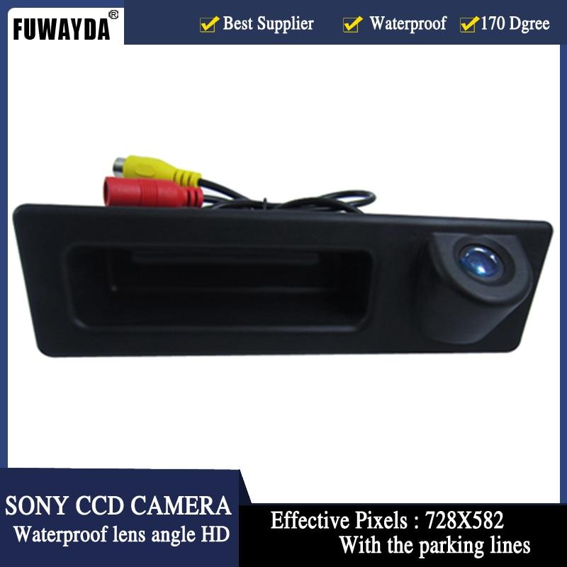 FUWAYDA Night Vision 170 '' Լայն դիտում Անկյուն - Ավտոմեքենաների էլեկտրոնիկա - Լուսանկար 3