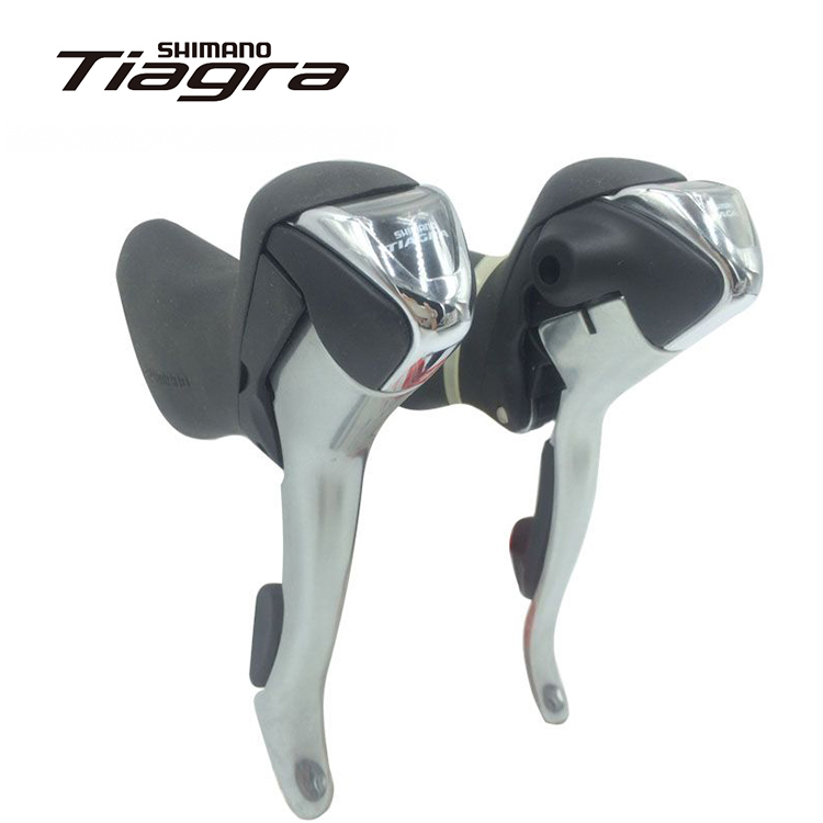 shimano ST 4600 Tiagra Shift Lever 2*10S 20S Derailleurs Road Bicycle For Tour and Relaxing Bike Components Parts ш мано tiagra ti130a