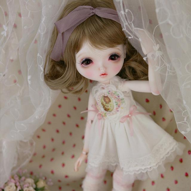 OUENEIFS Leekeworld Valentina 1/4 BJD SD Doll Resin Dolls Girl Body Toys For Gift