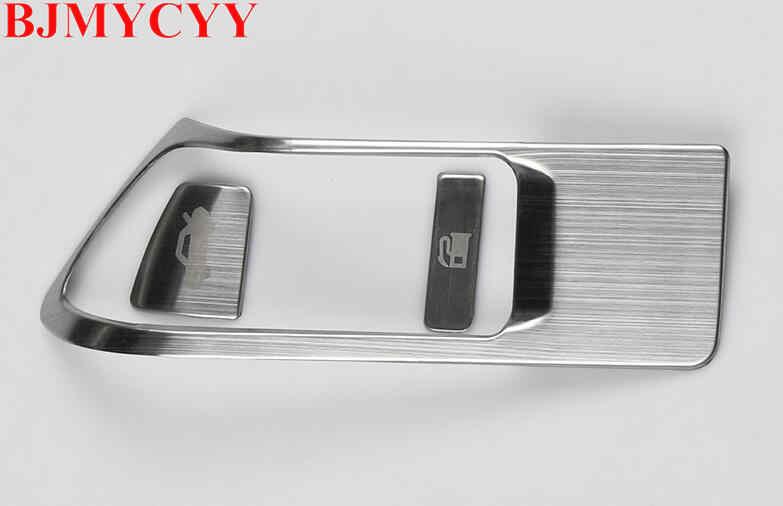 BJMYCYY Car styling Auto interruptor de óleo lantejoulas decoração para Toyota Camry 2015 auto acessórios