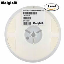 MCIGICM 0805 smd chip resistor resistors 0R-10M 1/8W 3.3 ohm resistor (pack of 5000pcs) 10000pcs chip resistor 0402 smd resistor 1m8 ohm 5