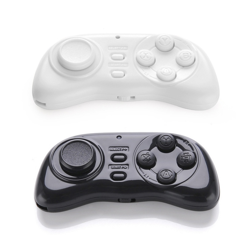 68874dd8359 Compre Sem Fio Mini Bluetooth Joystick Gamepad Controle Remoto ...