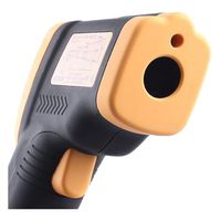 High Quality 50 530 Celsius LCD Industrial Digital IR Infrared Thermometer Temperature Laser Gun