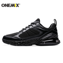 ONEMIX sports shoes for men sneakers for women winter autumn outdoor jogging sneaker shock absorption cushion soft midsole shoe