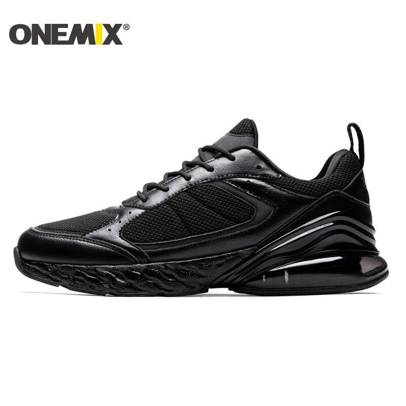 ONEMIX sports shoes for men sneakers for women winter autumn outdoor jogging sneaker shock absorption cushion soft midsole shoe цена 2017