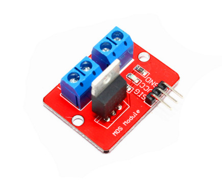 TOP MOSFET Button IRF520 MOSFET Driver Module for ARM Raspberry pi tengying l298n motor driver board for raspberry pi red