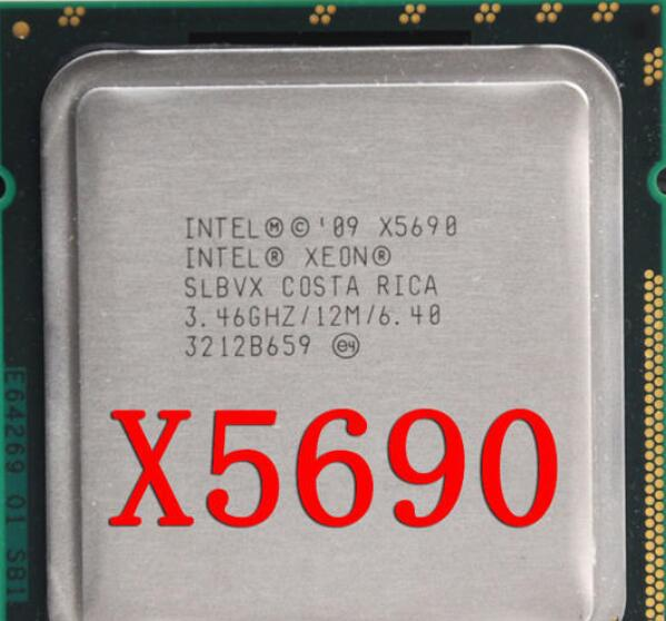 Brand new X58 motherboard HUANANZHI discount X58 Pro LGA1366 motherboard  with CPU Intel Xeon X5690 RAM (2*16G)32G DDR3 REG ECC