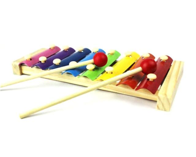 Wooden Xylophone for Musical Education
