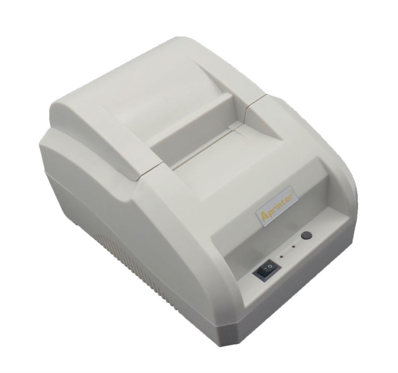 58mm Pos Thermobondrucker Usb-schnittstelle Drucker 2 Zoll Ticket Pos Drucker Schmerzen Haben