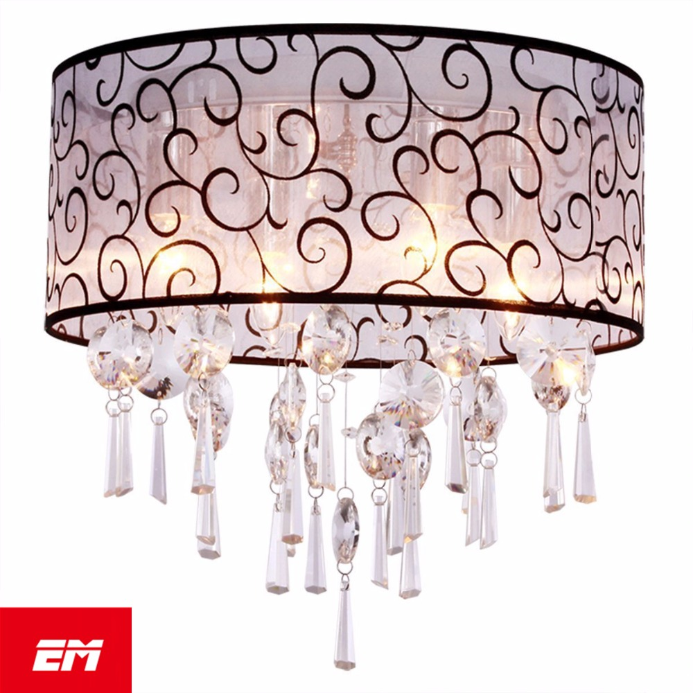 Modern Crystal Ceiling Lights For Living Room led Crystal Ceiling Lamp Fixtures For Bedroom hanging Lamp kitchen lighting E14 crystal modern led ceiling lights for living room bedroom kitchen lustre lamparas de techo avize crystal ceiling lamp fixtures