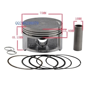 1 SET For Honda VLX 600 Steed Shadow VT VLX 600 motorcycle carburetor Diaphragm Assy maintenance jet repair kit(China)