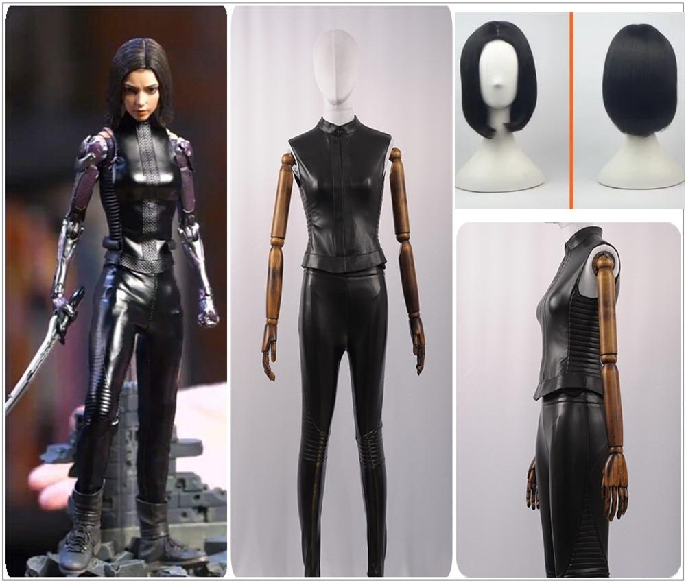 Movie Alita Battle Angel Acrylic Model Stand Figure Desk Decor Toy Gifts Cosplay