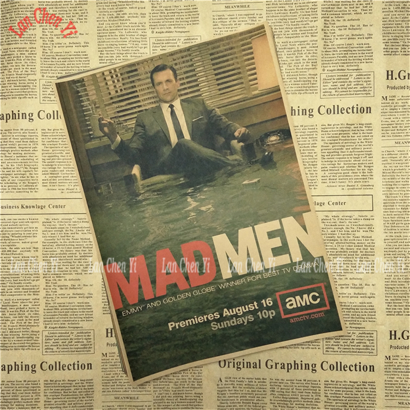 ჯილდოს მფლობელი ფილმი Mad Men - სახლის დეკორაცია - ფოტო 2