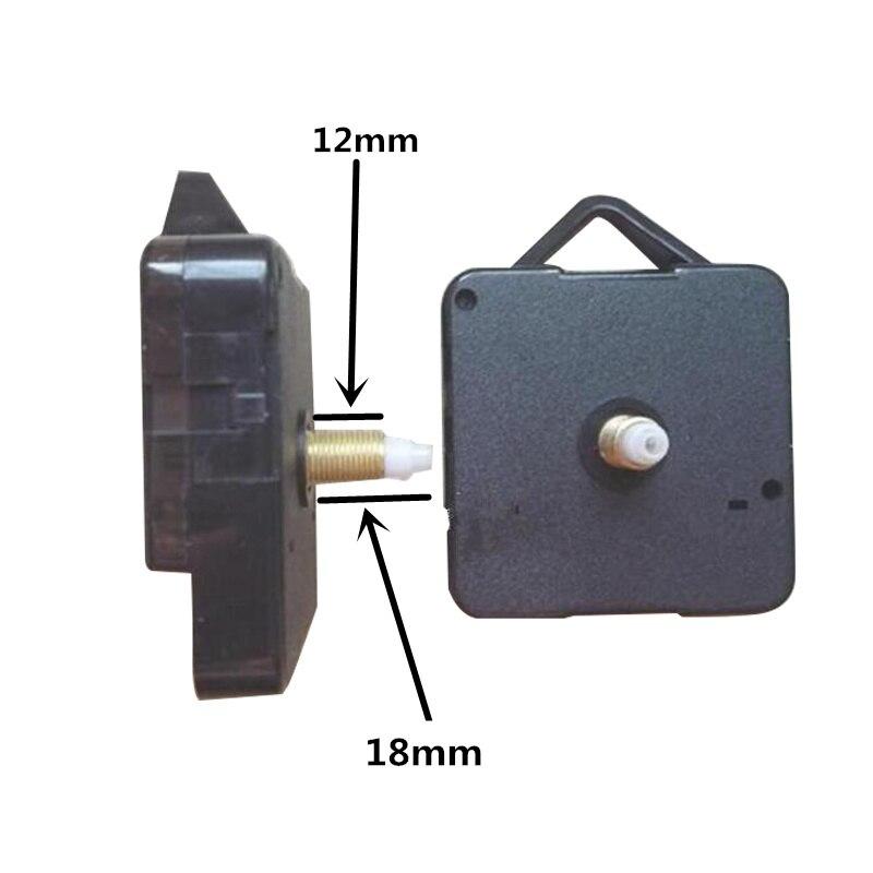 1-set-Silent-Clock-Colorful-hands-Quartz-Wall-Clock-Mechanism-Movement-Repair-Replacement-Parts-clockwork-clock