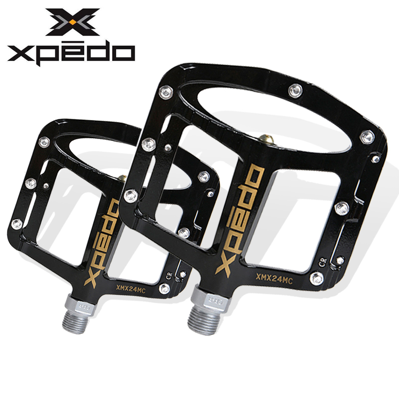 Wellgo Xpedo Ultralight Magnesium Alloy Du Bearing Pedals Mountain Bikes Bicycle Bmx Pedales Bicicleta Mtb Parts Time-limited