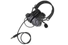 Z-TAC 4th generation Active chip Comtac-II/C2 electronic pickup noise reduction tactical headset communication Z041