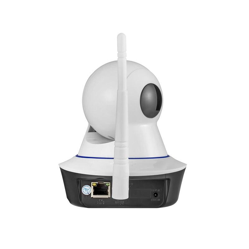 720 P WiFi IP caméra système d'alarme pour la maison système d'alarme antivol capteur alarme avec PIR capteur de mouvement capteur d'eau détecteur de fumée - 3