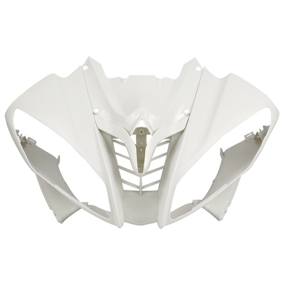 Upper Front Fairing Cowl Nose For Yamaha YZFR6 YZF R6 YZF R6 2008 2016 Unpainted motorcycle