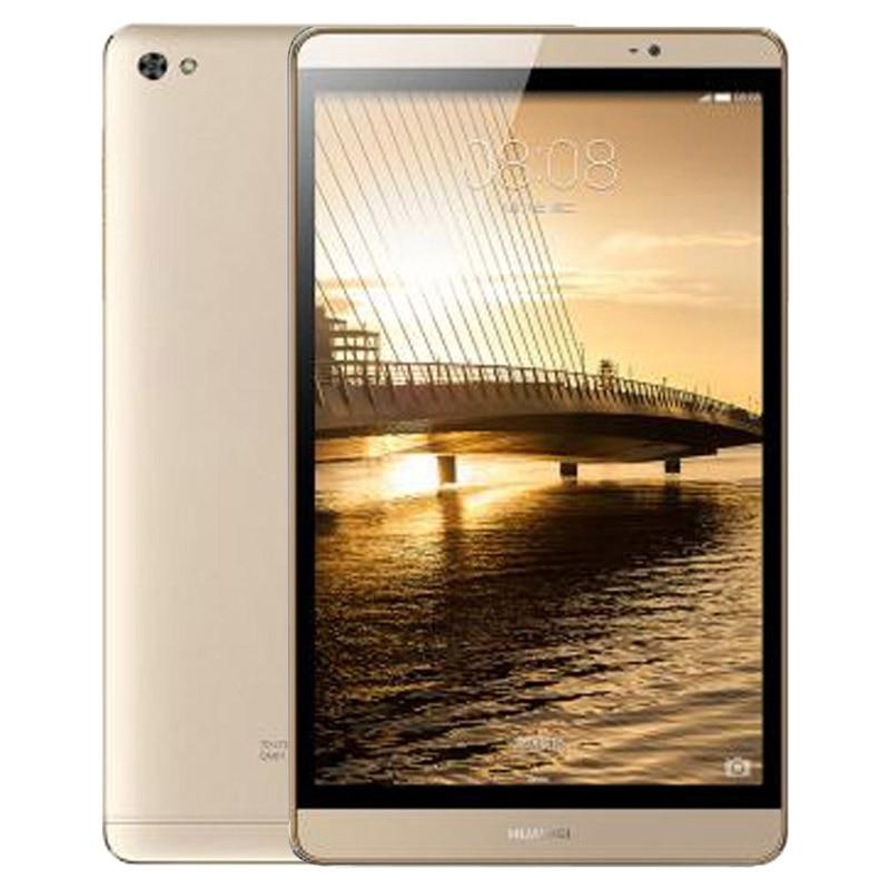 D'origine 8 pouces Huawei MediaPad M2 4G/Wifi Hisilicon Kirin 930 Octa Core 3 GB 16/32/64 GB tablettes mondiales PC Android 5.1 GPS 8MP