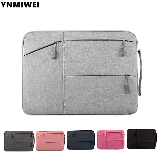 Laptop Sleeve Handbag For Le Macbook Air 11 13 3 15 Portable Ultra Slim Bags