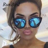 Armação de metal gato olho feminino óculos de sol feminino famosa marca designer liga pernas óculos sol feminino 711r|oculos de sol feminino|brand designer sunglasses|brand sun glasses -