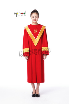 Choir Robe Red Color Murphy Anthem Church Singing Costume choir hymn poem robe of holy garments chiesa cristiana del coro choir of westminster abbey мартин нери эндрю люмсден westminster abbey choir psalms 2 cd