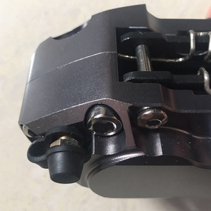 Image 3 - Universele RPM remklauw voor Yamaha Aerox Nitro motorfiets rem pomp RSZ JOG BWS Zuma 50 rr + 200mm /220mm brake remblokken