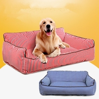 Pet Dog Bed Warming Dog House Soft Material Nest Dog luxury soft pet beds for dogs