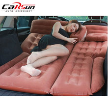 2019 Camping Car Bed 185*110CM Mattress Back Seat Cover Air Colchon Inflable Para Auto Travel For SUV