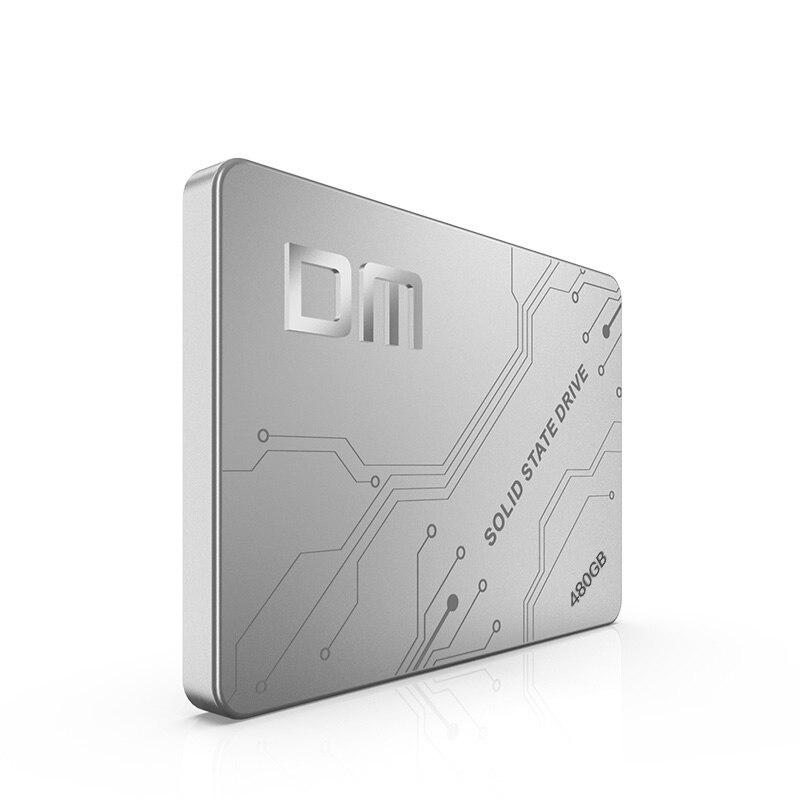 Image 2 - DM Fs500 SSD 480 ГБ Внутренний твердотельный накопитель 2,5 дюймов SATA III HDD жесткий диск HD SSD ноутбук ПК-in Внутренние твердотельные накопители from Компьютер и офис