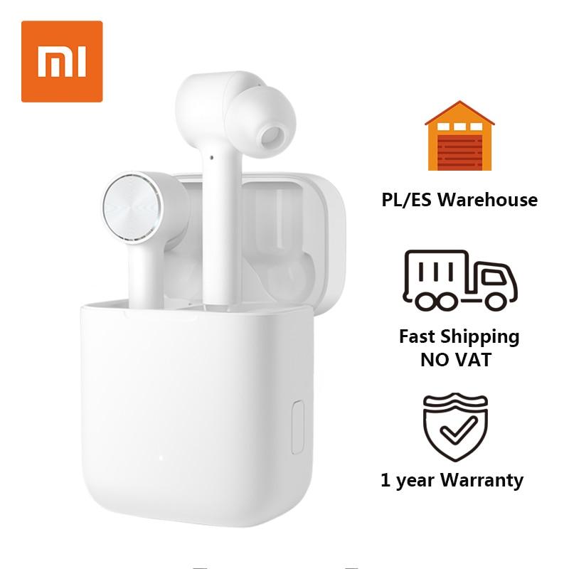 Original Xiaomi Airdots Pro TWS Earphone Bluetooth Wireless Headset Stereo ANC Switch ENC Auto Pause Tap
