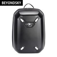 DJI PHANTOM 4 PC Hard Shell Backpack Phantom 3 Universal Storage Bag Rucksack Waterproof Shoulder Carry