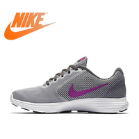 Original Official Nike REVOLUTION 3 Breathable Women's Running Shoes Sports Sneakers Outdoor Classic Comfortable durable 819303
