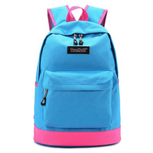 L4 New Fresh Youth Backpacks School Bags For Teenagers Girls Casual Mochila Feminina Women Canvas Laptop Backpack Travel bolsa