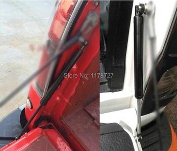 SHIPING חינם לטויוטה HILUX SR5 MK6 VIGO דלת תא המטען אחורי תמיכה להאט ערכת 05 + דלת תא המטען אחורי הלם יתד הלם יתד איטי לעשות