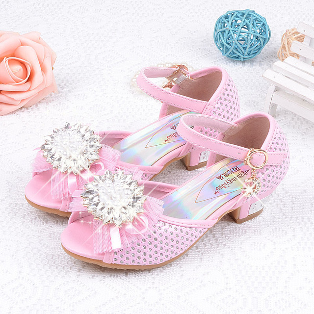 Chaussures filles princesse chaussures Ballerines chaussure iFO5JQs