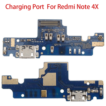 Redmi Note 4 USB Port Charger Dock Plug Connector Flex Cable Note4 For 5.5 1