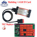 V2015.01 Active Multidiag Pro + 4GB TF Card As Tcs CDP Diagnostic Tool Multi Diag Pro MultiDiag Pro+ Scanner