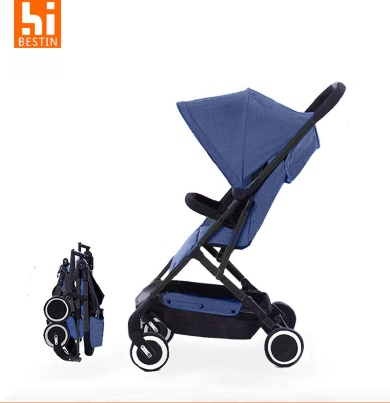 Baby stroller Sun Shade For  baby trolley  super light fold by one hand 4pcs set smoke sun rain visor vent window deflector shield guard shade for hyundai tucson 2016
