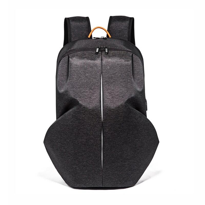 Grande capacité porte pour homme sac étanche sacs à dos décontractés homme USB sac de voyage de charge