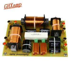 Image 1 - GHXAMP 2 Weg Crossover 1500W Höhen + Dual Woofer Lautsprecher Crossover 2500Hz High Power Für 15 18 zoll Bühne Professional Audio 1PC